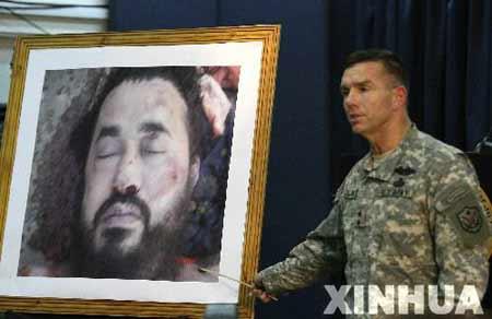 伊拉克国家安全顾问称扎卡维已被秘密下葬(图)