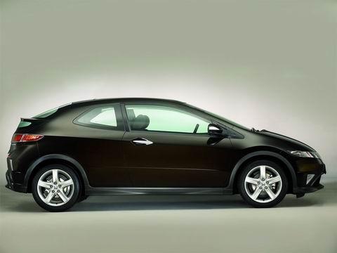 本田在欧洲市场推出新款思域Type S