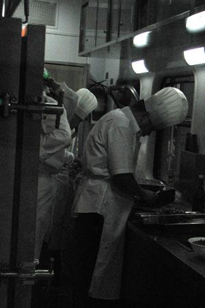 厨师/午餐忙死厨师