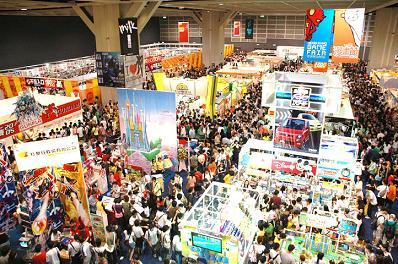 人民网:第3届香港动漫节即将开锣 分三大部分