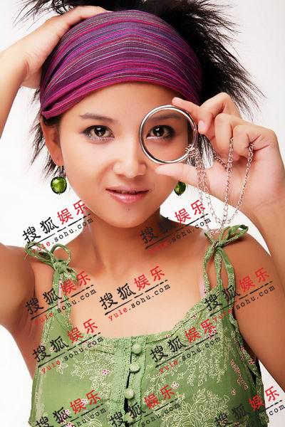 《梦想中国》03号选手:罗永娟