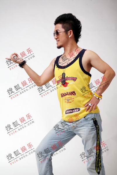 《梦想中国》04号选手:王鹰