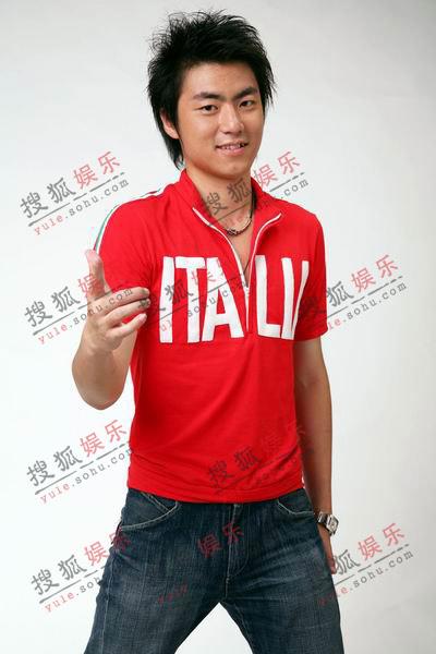 《梦想中国》06号选手:万江