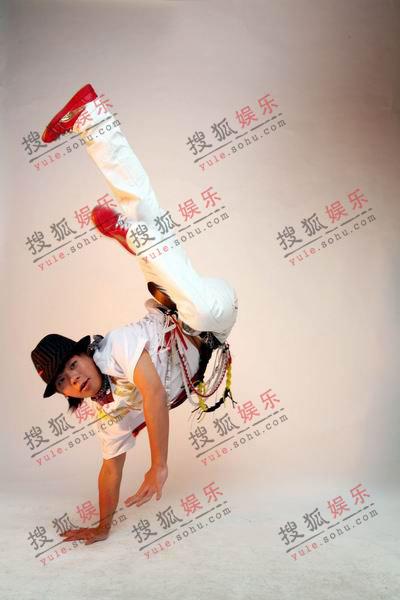 《梦想中国》08号选手:奚大野