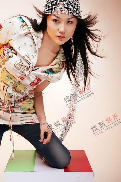 《梦想中国》13号选手:王飞雪