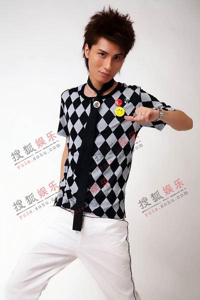 《梦想中国》18号选手:山野