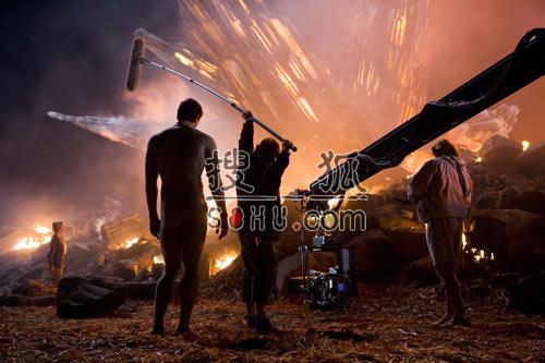 《超人归来》幕后拍摄花絮照片-7(图)
