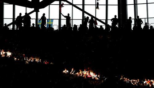 6月11日入闱图片:世界杯冲击波 球迷狂热掀起