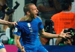 06德国世界杯之星,皮耶罗,淮阴侯,意大利