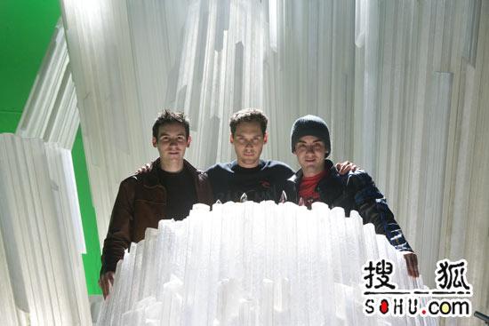 《超人归来》幕后拍摄花絮照片-16(图)