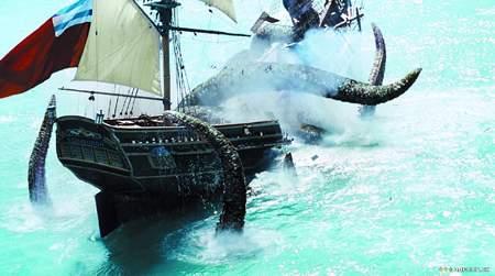 《加勒比海盗2》明日北美上映 国内欲8月引进