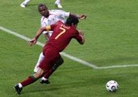 06德国世界杯之星,7号,菲戈,葡萄牙