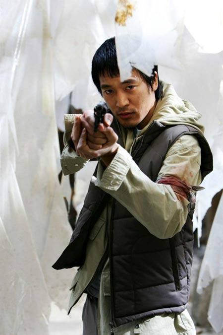 最佳新人男演员提名之 金民俊《台风》