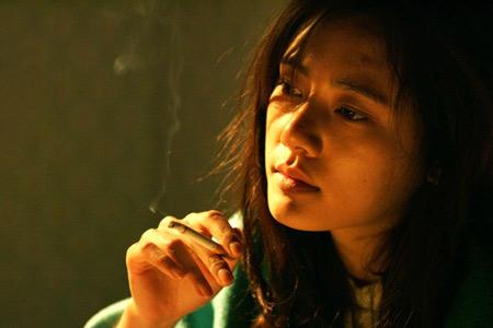最佳新人女演员提名之 秋瓷炫《生死决断》