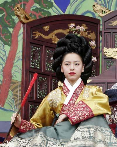 最佳女配角提名之 姜成妍《王的男人》