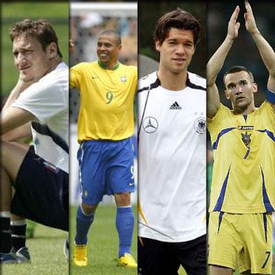 非凡一周30年前缔造 四大巨星改变现代足球容貌