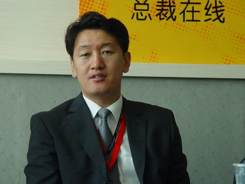 专访索尼爱立信公司政府及公共关系副总裁