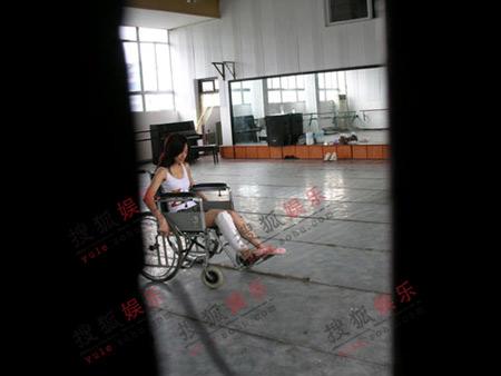 《一帘幽梦》主角秦岚突然受伤 无法按时进组
