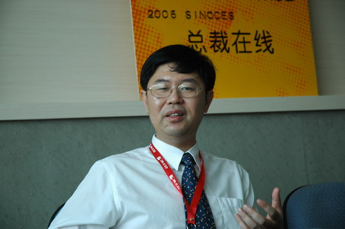 专访雅佳影音多媒体中国地区总裁匡宇斌