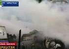 俄罗斯坠毁客机A-310残骸