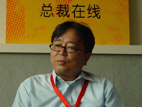 专访东芝企画部部长武藤和浩