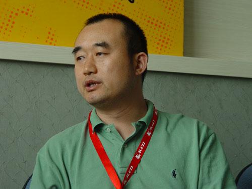 专访广源网络传媒有限公司首席执行官王超