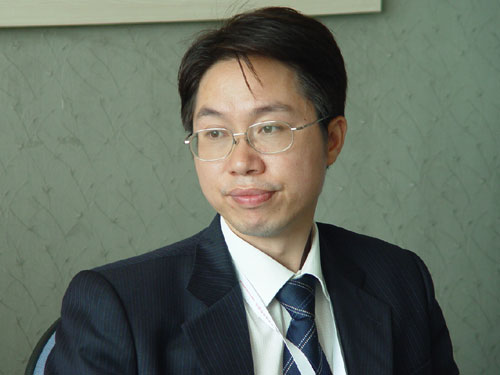 专访REED中国区副总裁福瑞德