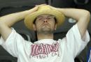 图文:意大利6-4法国 法国球迷悲痛至极