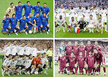 德国世界杯4强