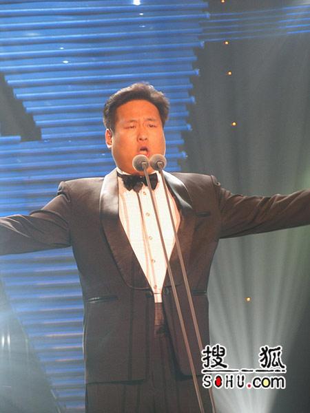 美声组选手:李荣新