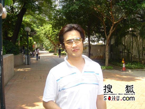 青歌赛美声组亚军:张海庆