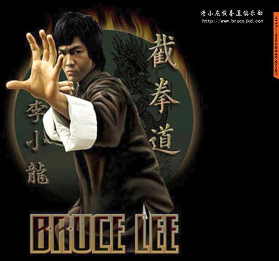 组图:李小龙逝世33周年 无法另写的东方传奇