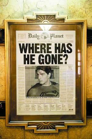 《超人》迎来暑期档高潮 首日票房高达620万