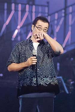 成龙醉闹李宗盛演唱会 房祖名代父道歉(组图)