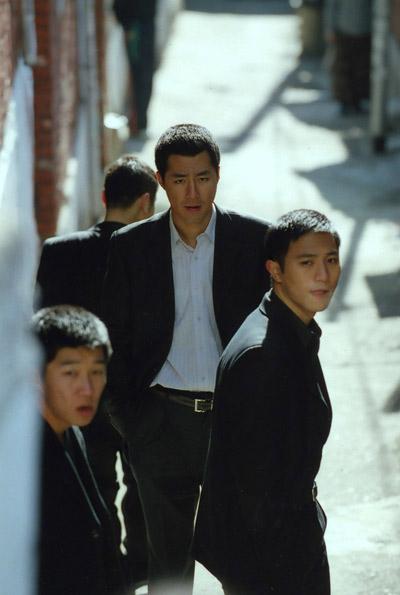 韩国片《卑劣的街头》精美剧照欣赏-2
