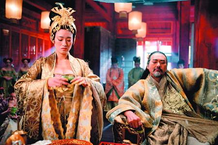 《黄金甲》年底上映 周杰伦梅林茂竞唱主题曲