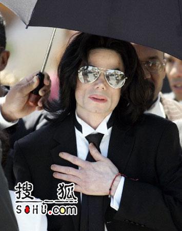迈克-杰克逊遭前妻起诉 为争取孩子抚养权(图)