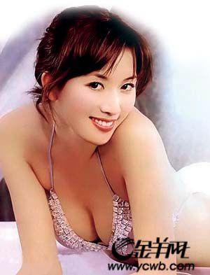 十大假胸排行榜 蔡依林封后林志玲上榜(组图)