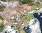 气象局实时卫星云图