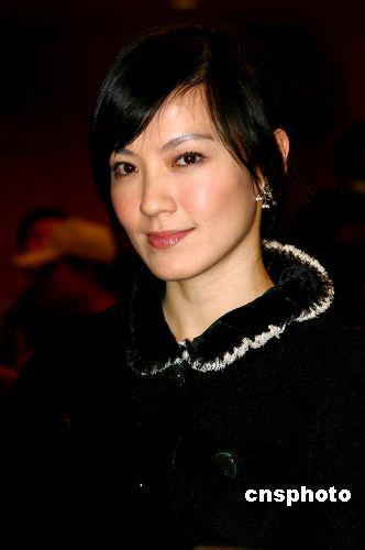 与张曼玉前夫合作新剧 林熙蕾赴巴黎拍戏(图)