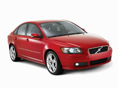 国产Volvo S40上市 售价30.5-36.8万元(图)