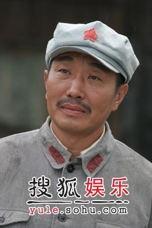 《雄关漫道》演员介绍-杜源饰演贺龙