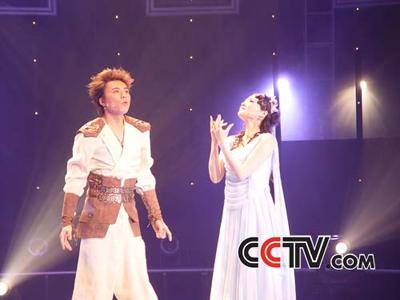 青歌赛组合演唱决赛选手:天韵