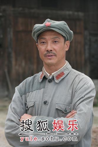 《雄关漫道》演员介绍-王朴饰演肖克