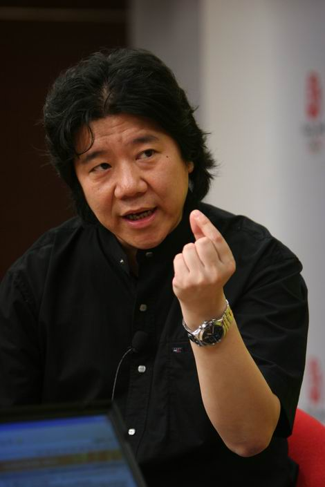 实录:孟京辉、袁泉畅谈新版《琥珀》演出