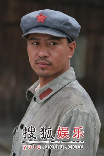 《雄关漫道》演员介绍-张日辉饰演关向应