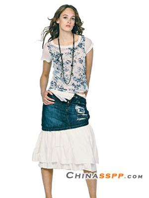 服装:城市酷女 个性上班装(6款)