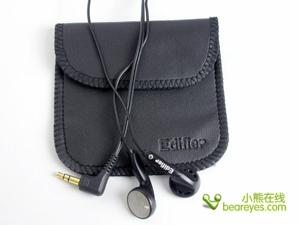 淡绿色的旋律!音色清亮的漫步者H200耳机