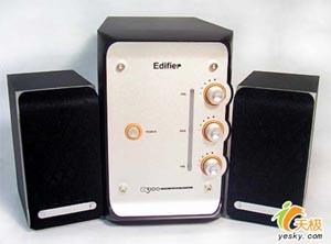 非一般的听觉享受! 漫步者E3100音箱