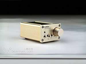 清澈音色 超值漫步者HA11耳机放大器
